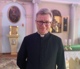 Ks. Arkadiusz Okroj nowym biskupem pomocniczym naszej diecezji