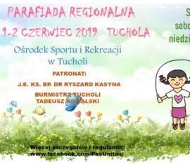 PARAFIADA REGIONALNA W TUCHOLI