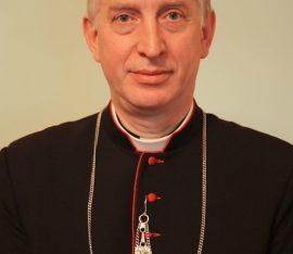 List biskupa Ryszarda Kasyny do diecezjan