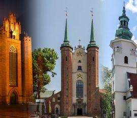 Pielgrzymka autokarowa do bazylik w Pelplinie, Gdańsku i Gdyni