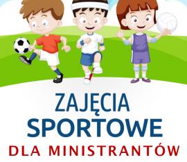 Zajęcia sportowe dla ministrantów